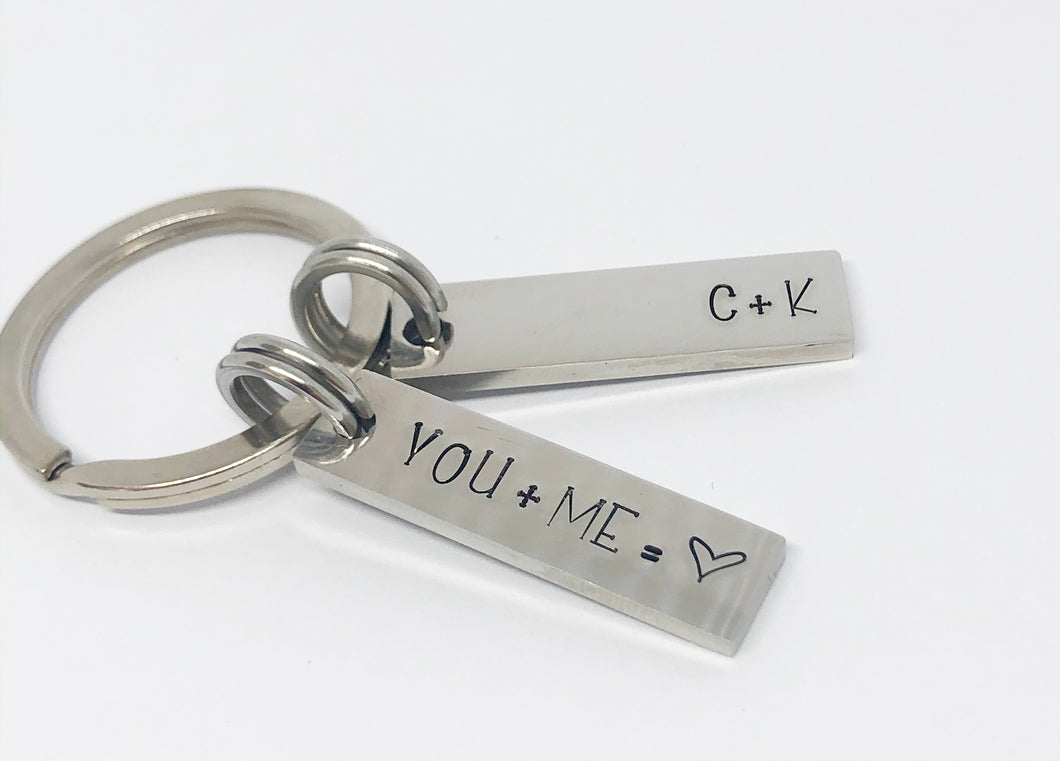 Mini Tags Keyring