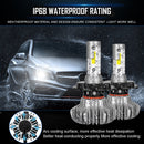 "H4 Osram led headlight Replacement Globes, & 20"" Led Light Bar - BrightSparkLedCo"