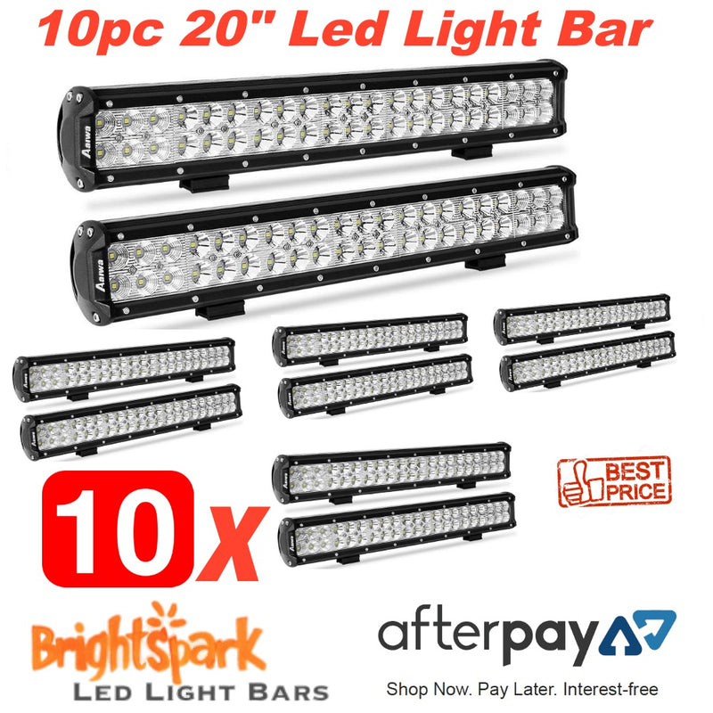 LED light bars Australia