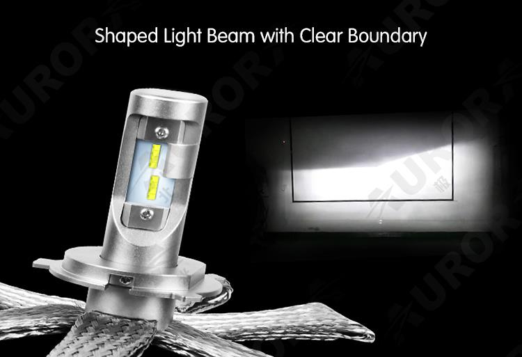 TOYOTA LAND-CRUISER Led Headlight, Conversion Kit 2000-2012 - BrightSparkLedCo