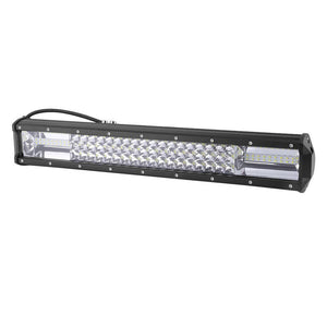 "Philips 20"" Quad  7D Led Light Bar, - BrightSparkLedCo"
