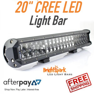 "20"" 210 WATT Cree Led Light Bar - BrightSparkLedCo"
