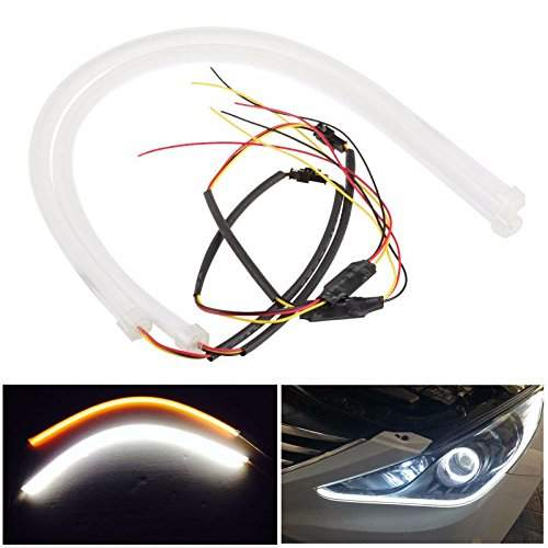 MITSUBISHI PHILIPS LED HEADLIGHT CONVERSION KIT 2007-2019,CANBUS