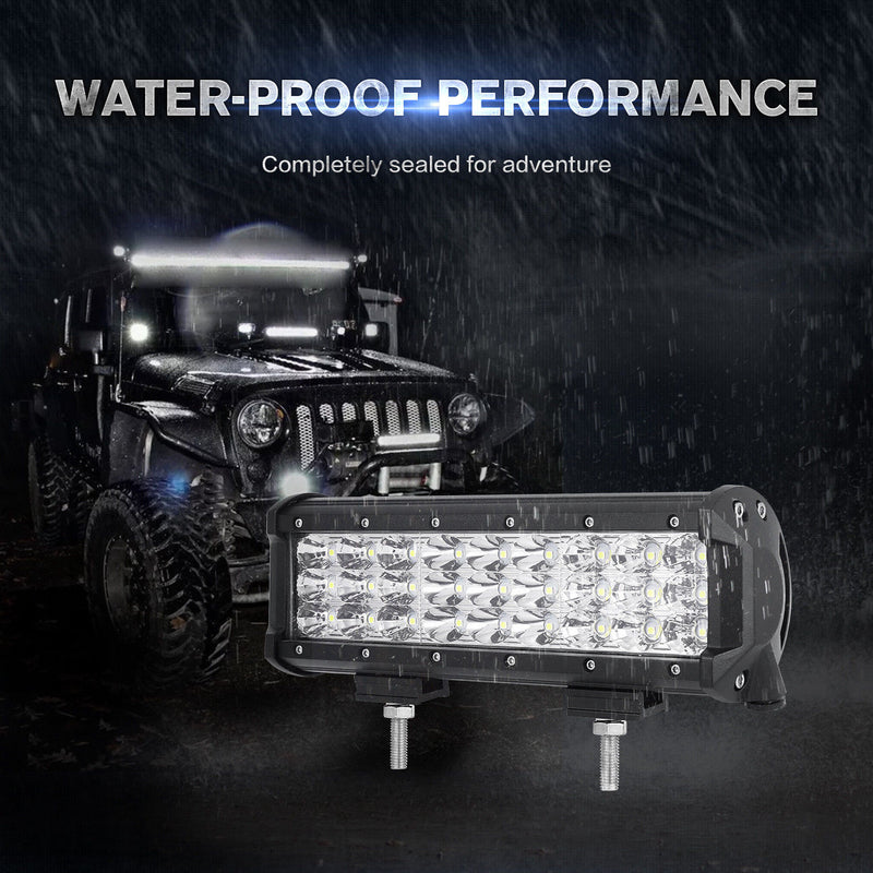 "2 x 12"" Cree Led Light Bar - BrightSparkLedCo"