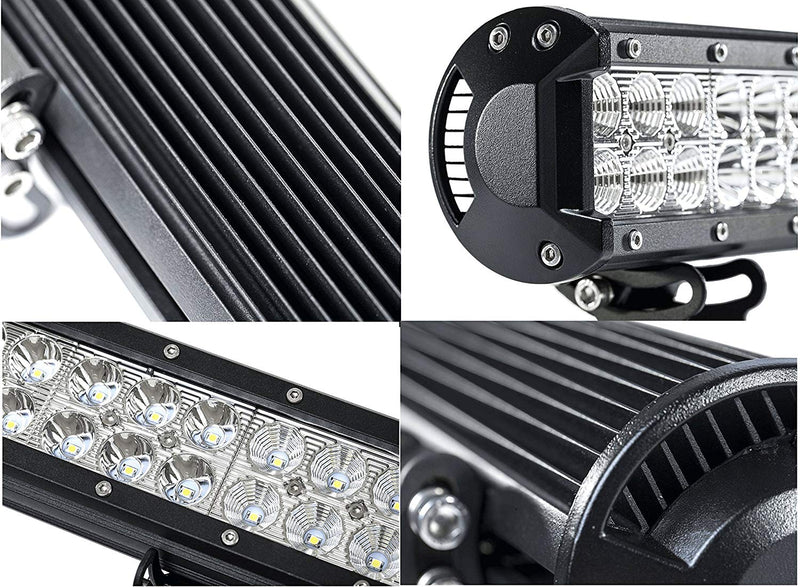 "4 x 20"" Cree Led Light Bars And Mounts. - BrightSparkLedCo"