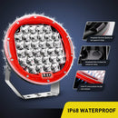 "9"" Pair  of Cree Led Spotlights plus 1 pair of Led Headlights - BrightSparkLedCo"
