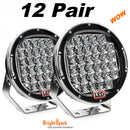 "12 pair of 9"" Cree Led Spotlight, - BrightSparkLedCo"