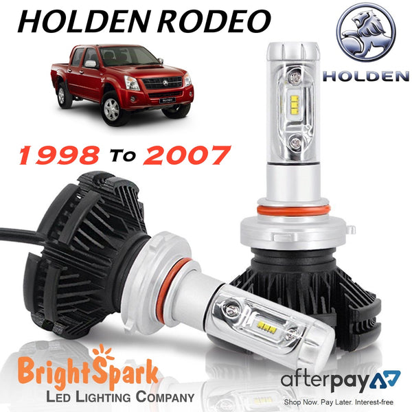 HOLDEN RODEO Led Headlight, Conversion Kit 1998-2007 - BrightSparkLedCo