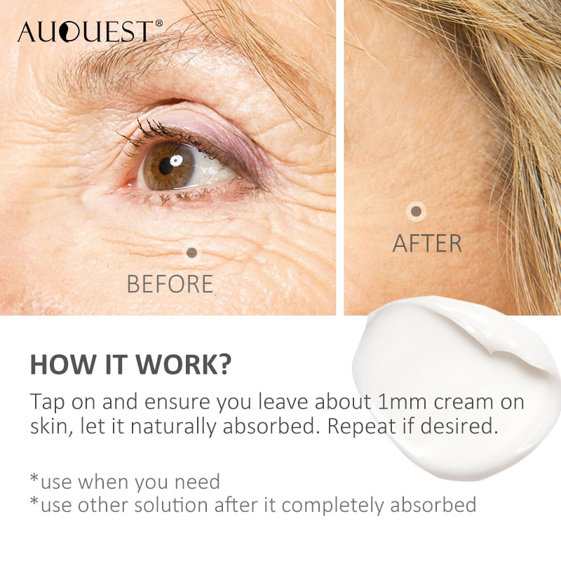 AuQuest 5 Seconds Wrinkle Remover Instant Firmly Anti Aging