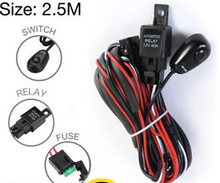 LED Light Bar Wiring Harness - BrightSparkLedCo