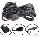 "42"" 7D. 1350WATT Curved Led Light Bar Free wiring Harness - BrightSparkLedCo"