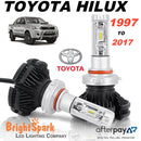 TOYOTA HILUX Led Headlight, Conversion Kit 1997-2018 - BrightSparkLedCo