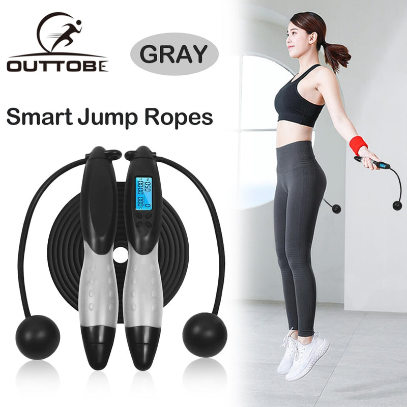 Outtobe Smart Jump Rope Fitness Sport Skipping Ropes