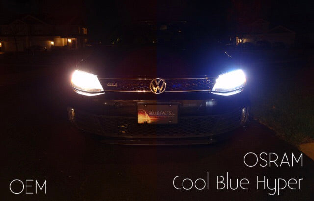 "H4 Osram led headlight Replacement Globes, & 52"" Led Light Bar - BrightSparkLedCo"