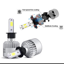 H11 Osram led headlights, easy install , 72 Watts - BrightSparkLedCo