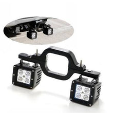 "Tow hitch mounting Bracket,& 2 x 4"" Led Reverse lights, - BrightSparkLedCo"
