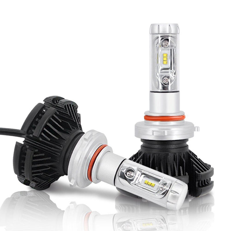 HB3 9006 Philips Diamond Led Headlight, Fanless,Zes Lumiled Chip - BrightSparkLedCo