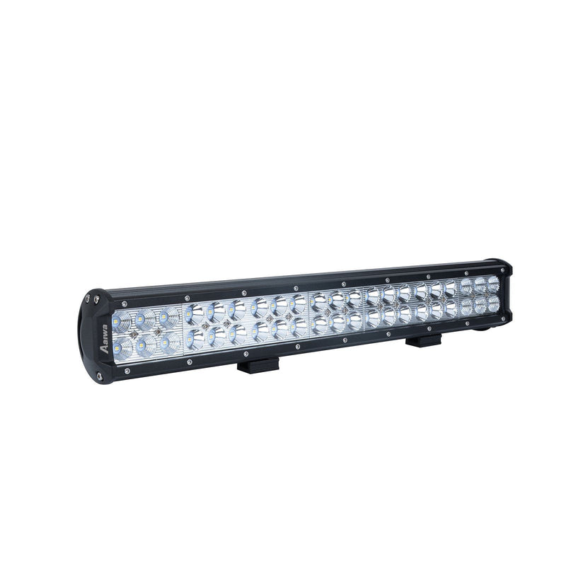 "20"" 210 WATT Cree Led Light Bar & Number Plate Bracket, - BrightSparkLedCo"