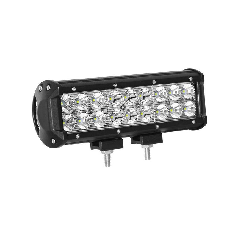 "9"" Cree Led Light Bar and Mounts - BrightSparkLedCo"