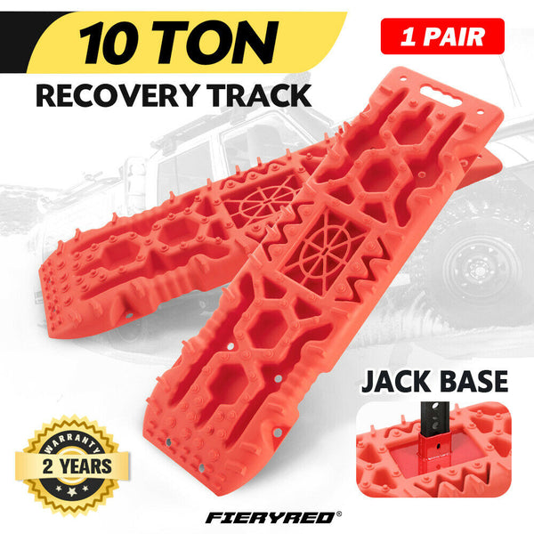 FIERYRED Recovery Tracks Sand Track 10T