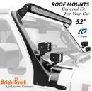 Wind shield mounting brackets Jeep 07-17