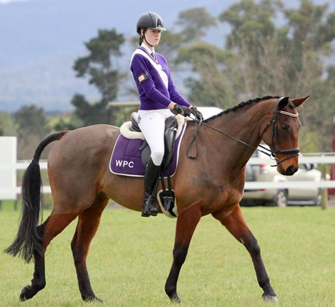 Georgia Lacekels Eventing