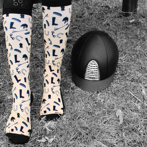 'Horse Lyfe' Horse Riding Socks