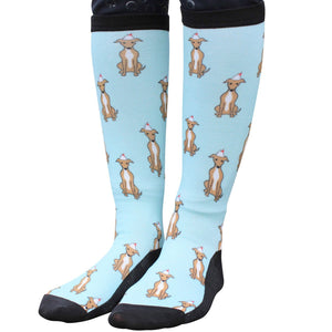 Whippet Good Horse Riding Socks