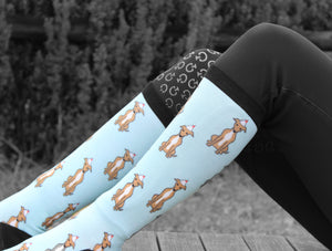 'Whippet Good' Horse Riding Socks