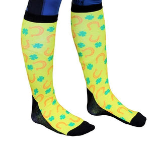 'Lucky Charm' Horse Riding Socks