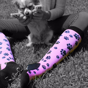 'Pawesome' Horse Riding Socks