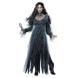 Halloween Terrible Bride Zombie Cosplay Party Dresses