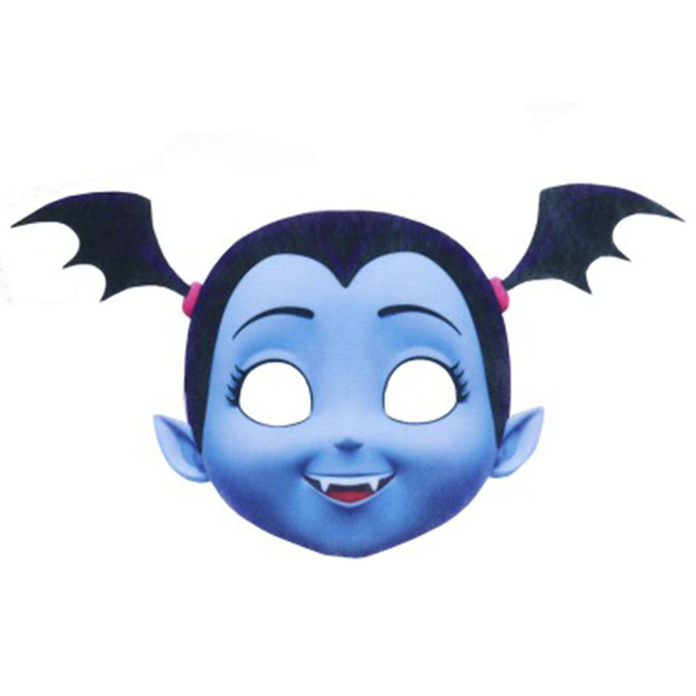 Girls Vampirina Boo-Tiful Dress Halloween Fancy Party Costume Outfit