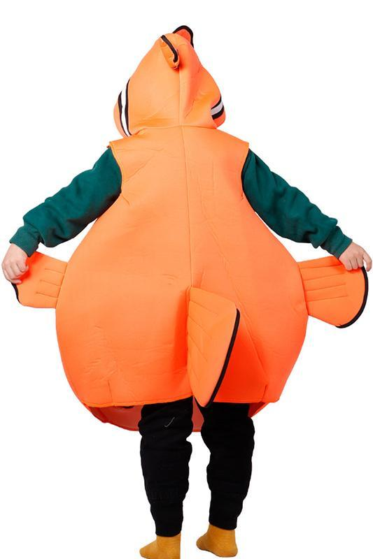 Finding Nemo Nemo Outfit Fish Cosplay Costume For Kids