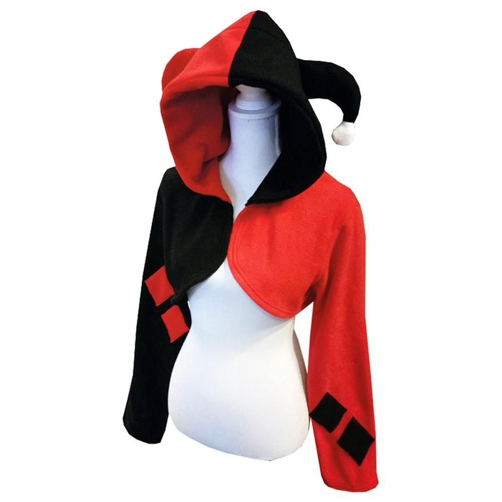Suicide Squad Harley Quinn Cloak