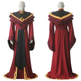 Avatar The Last Airbender Fire Lord Ozai Cosplay Costume For Adult Kids