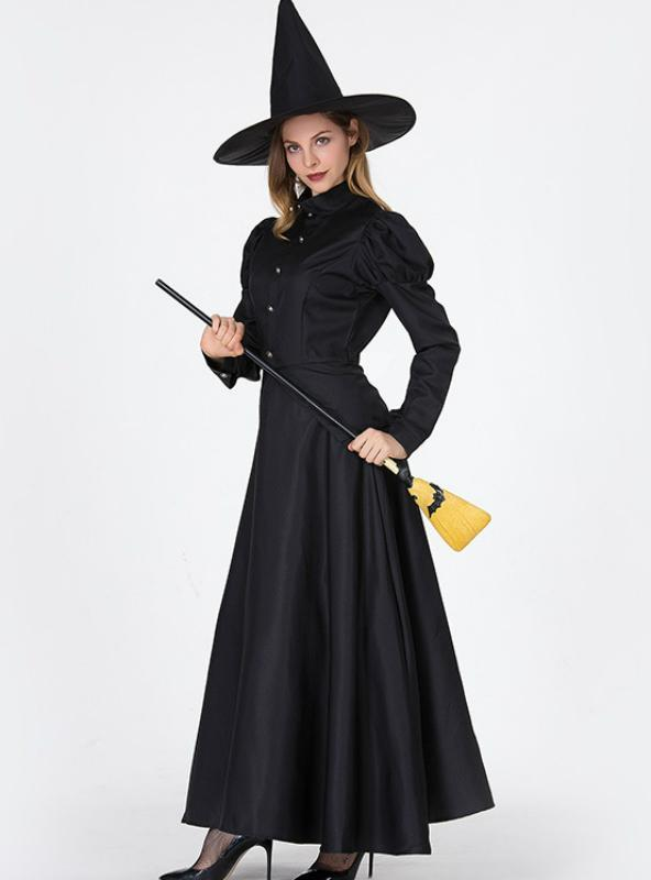 Women Halloween Witch Costume Cosplay