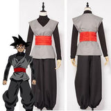 Dragonball S Dragon Ball Super Son Goku Black Zamasu Kai Cosplay Costume