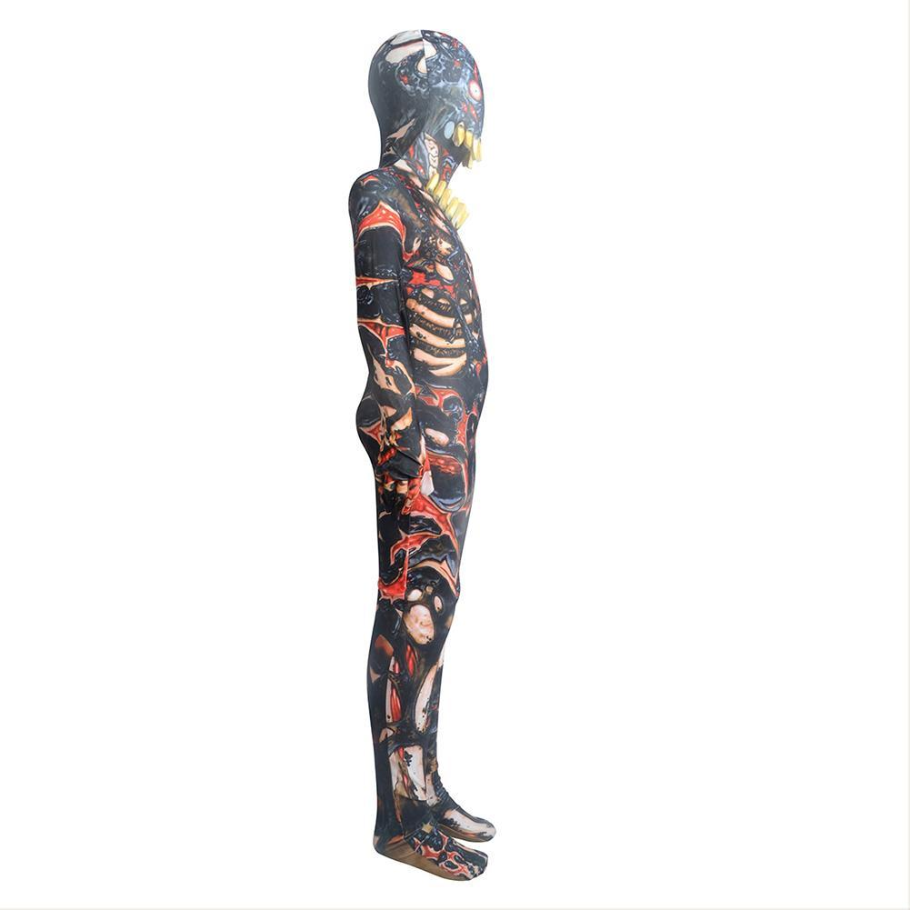 Halloween Children's Tights Zentai Cosplay Kids Horror Zombie Game Show Festival Show Costumes