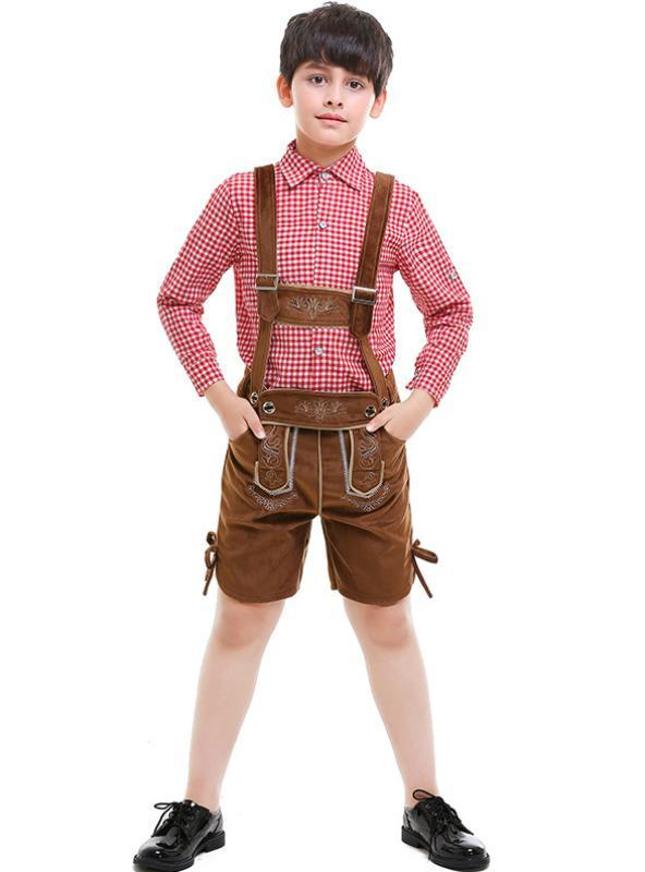 Children's Oktoberfest Costume Role-Playing Halloween