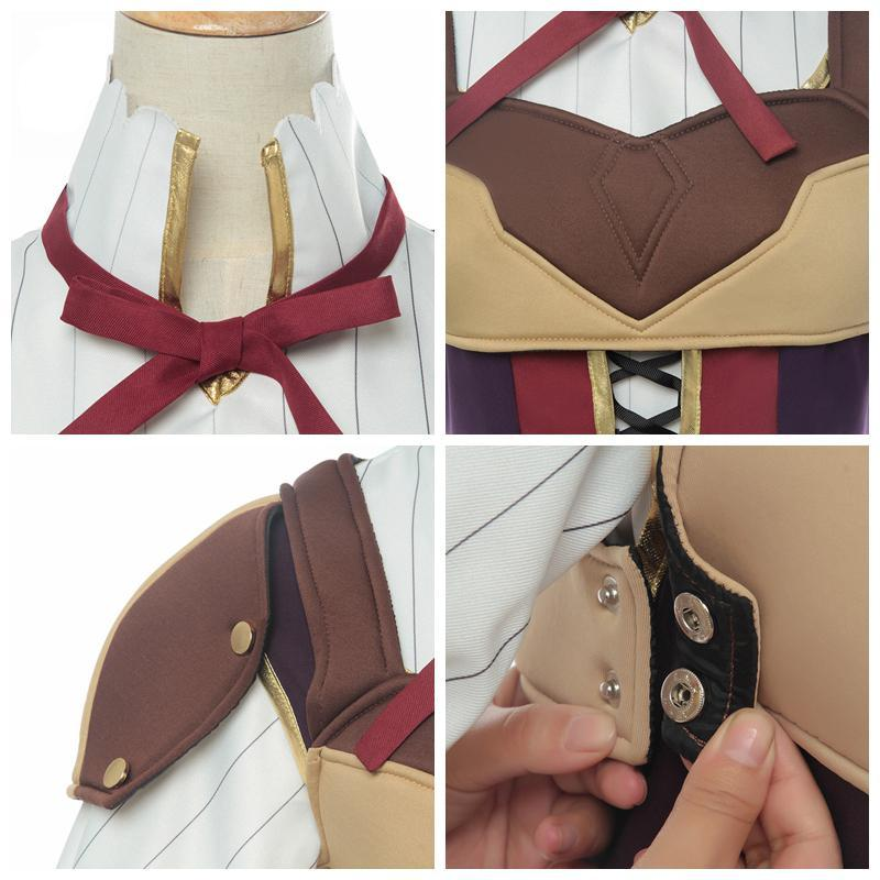 Anime Shield Hero Raphtalia Cosplay Costumes Women Dress