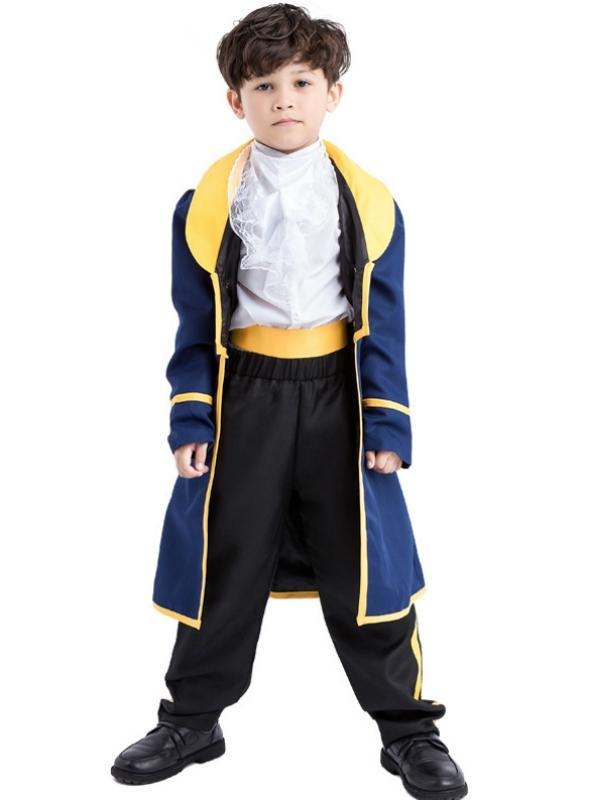 Children's Prince Dress Boys' Halloween Dress