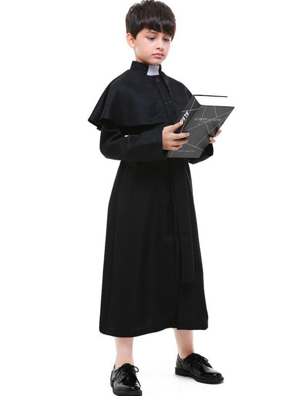Children's Church Priest Role Plays Cosplay