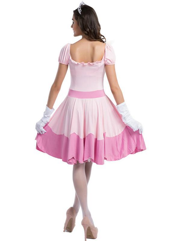 Pink Princess Fairy Tale Role Playing Dress