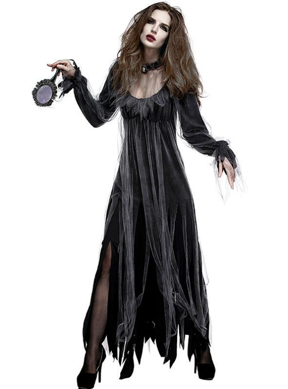 Halloween Horror Bride Zombie Clothing