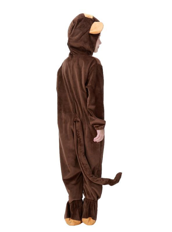 Halloween Costumes Children Monkey Animals