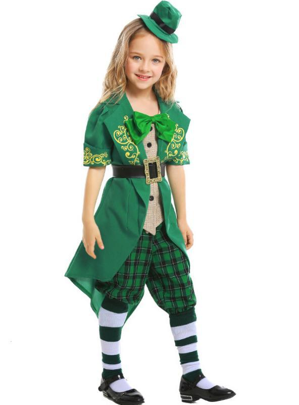 Halloween Saint Patrick's Day Irish Goblin Dress