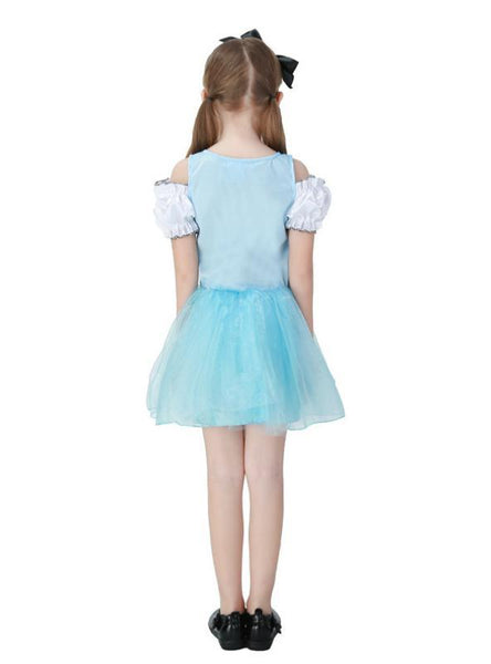 Fantasy Alice Children's Stage Costume
