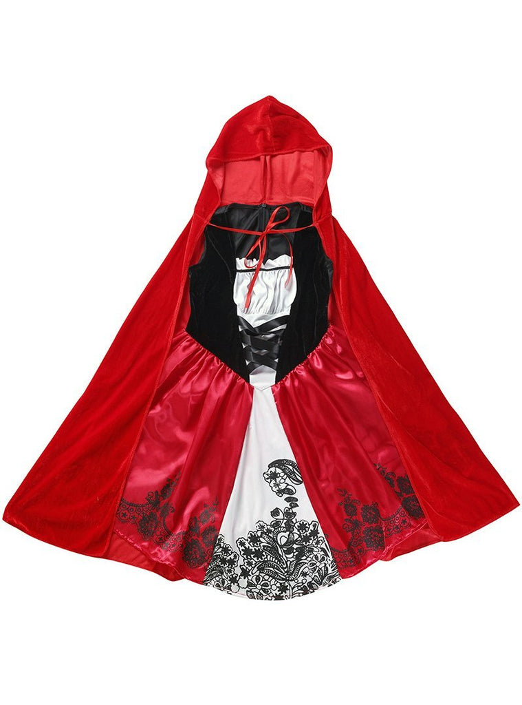 Children's Little Red Riding Hood Dress