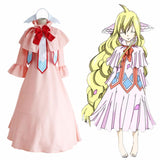 Fairy Tail Mavis Vermilion Dress Cosplay Costume
